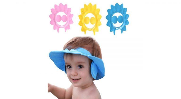 کلاه حمام نوزاد