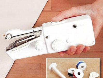 چرخ خیاطی دستی کوچک اتوماتیک