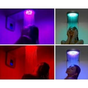 سر دوش ال ای دی نوری حمام