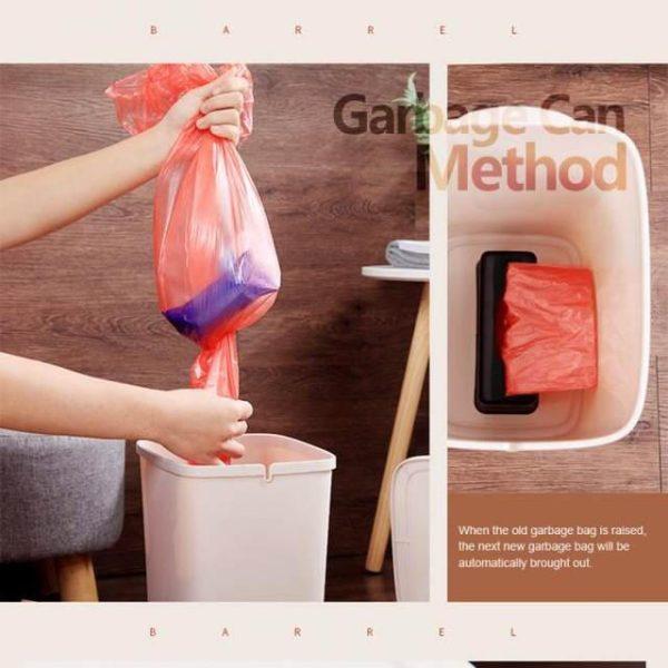 نگهدارنده باکس کیسه زباله رولی