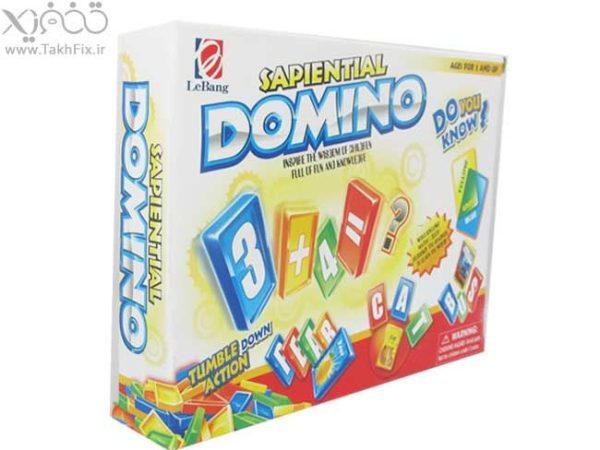 بازی فکری دومینو 200 قطعه