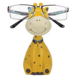 نگهدارنده عینک طرح زرافه