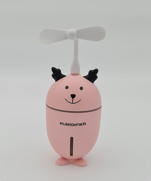 دستگاه رطوبت ساز عروسکی