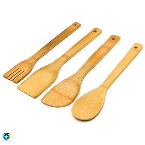 حذف شرط: ست كفگير و قاشق چوبي بامبو ست كفگير و قاشق چوبي بامبو