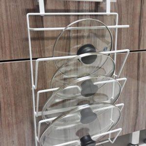 گهدارنده درب قابلمه کابینتی و دیواری