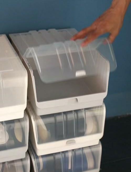 باکس چندکاره نگهداری کفش و وسایل