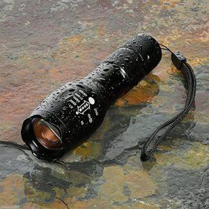 چراغ قوه پلیسی دو باتری RL 330 T6