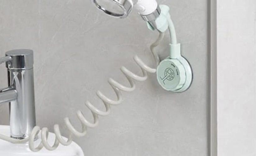 هولدر نگهدارنده سردوشی حمام
