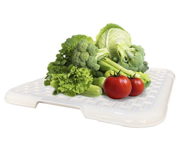 سینی آبگیر گوشت و سبزیجات