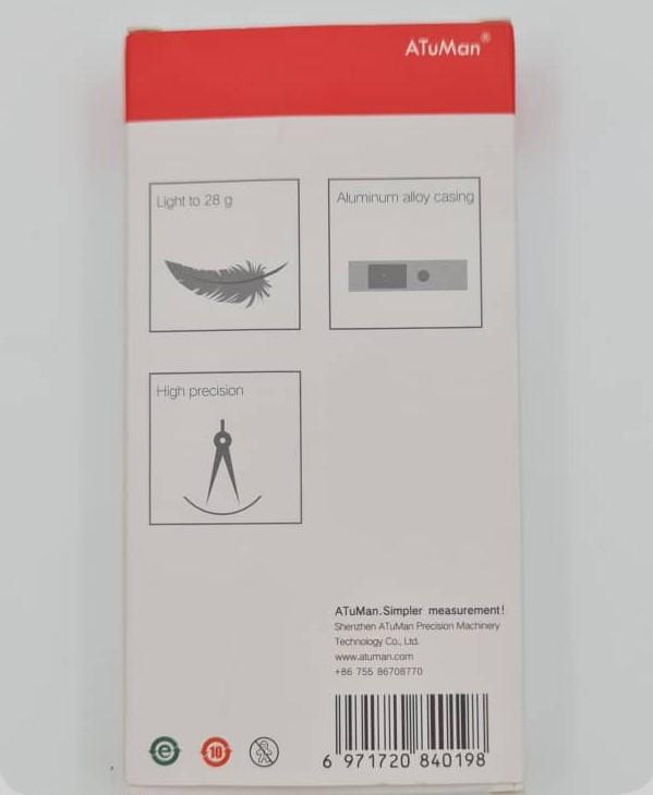 متر لیزری قابل حمل