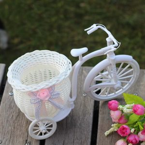 گلدان طرح سه چرخه عروس