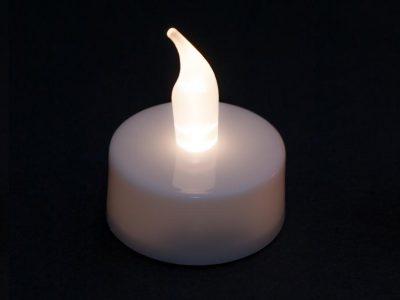 شمع LED شناور روی آب 4عددی
