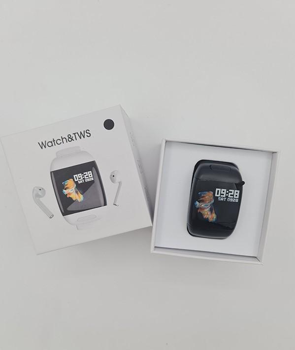 ساعت هوشمند G36 Smart Bracelet 2 in 1 Smart Watch TWS Wireless Bluetooth Headset