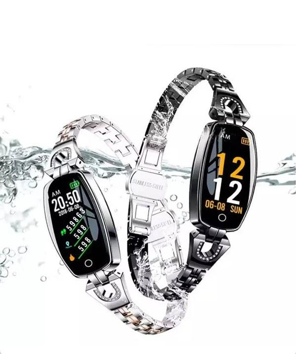 ساعت هوشمند زنانه smart watch h8