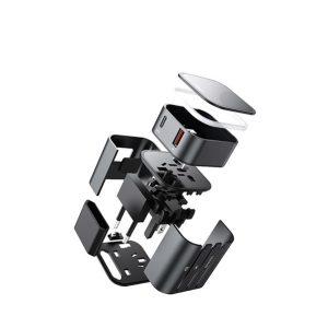 آداپتور قابل حمل مسافرتی باسئوس
