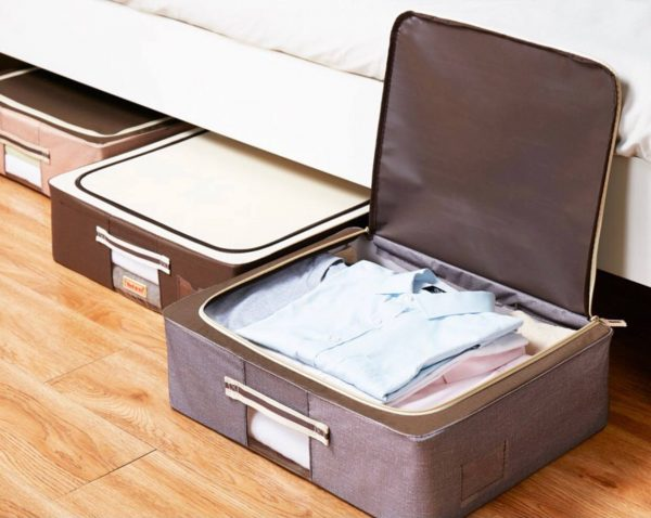 باکس لباس زیرتختی مروارید